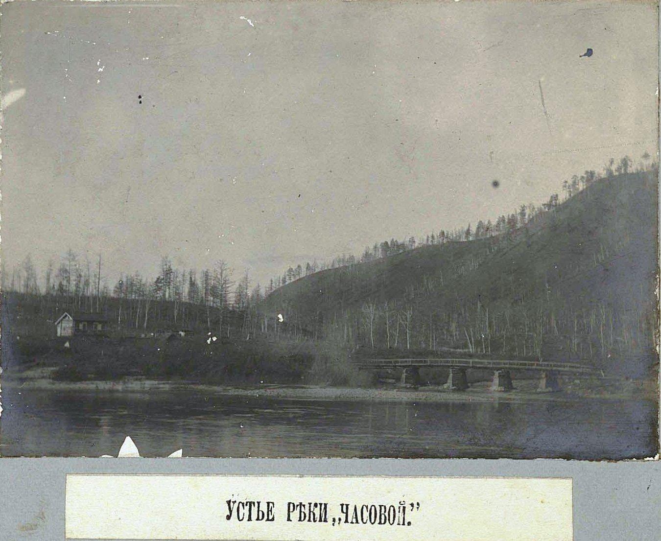 311. Устье реки Часовой