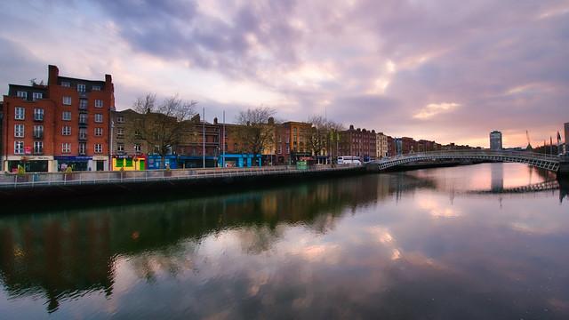 Irish sunlight