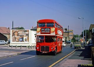 597CLT London Buses LBL RM1597