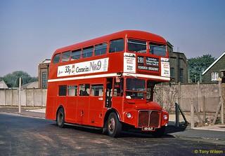 113CLT London Buses LBL RM1113