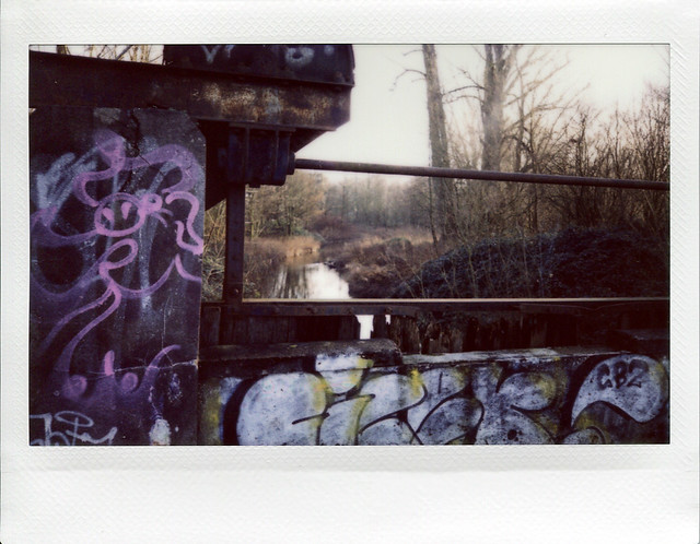 Brücke - I shot film