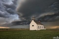 Abbot Church Thunderstorm