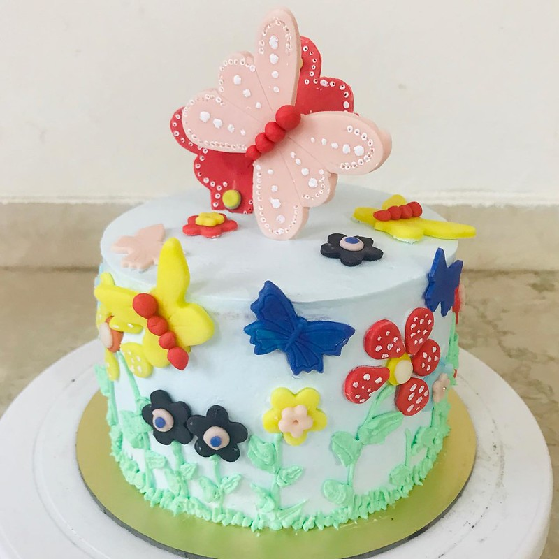 Cake by Sinfully Sweet
