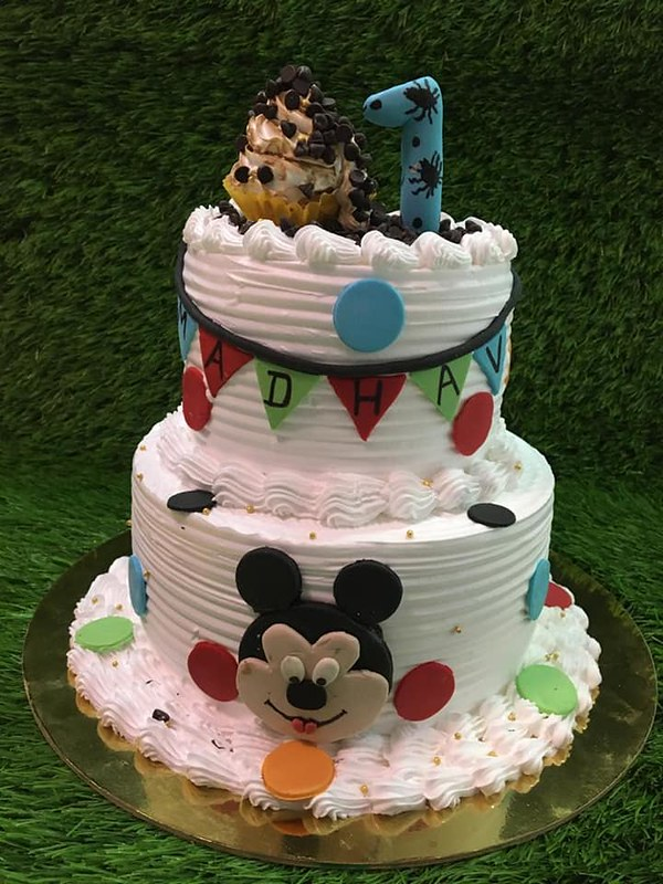 Cake by Bhagavati Cake Maker
