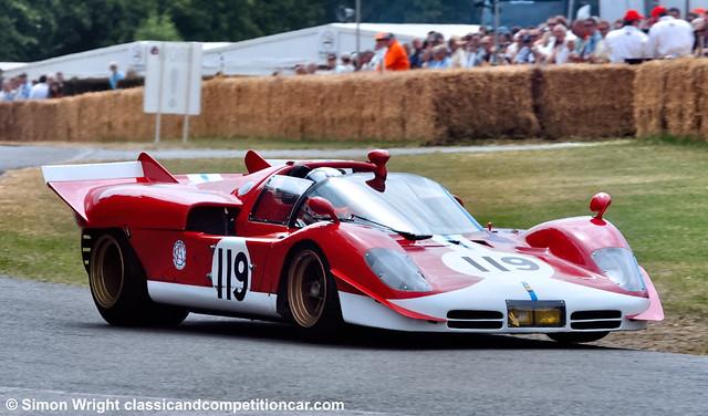 Ferrari 512S Derek Bell