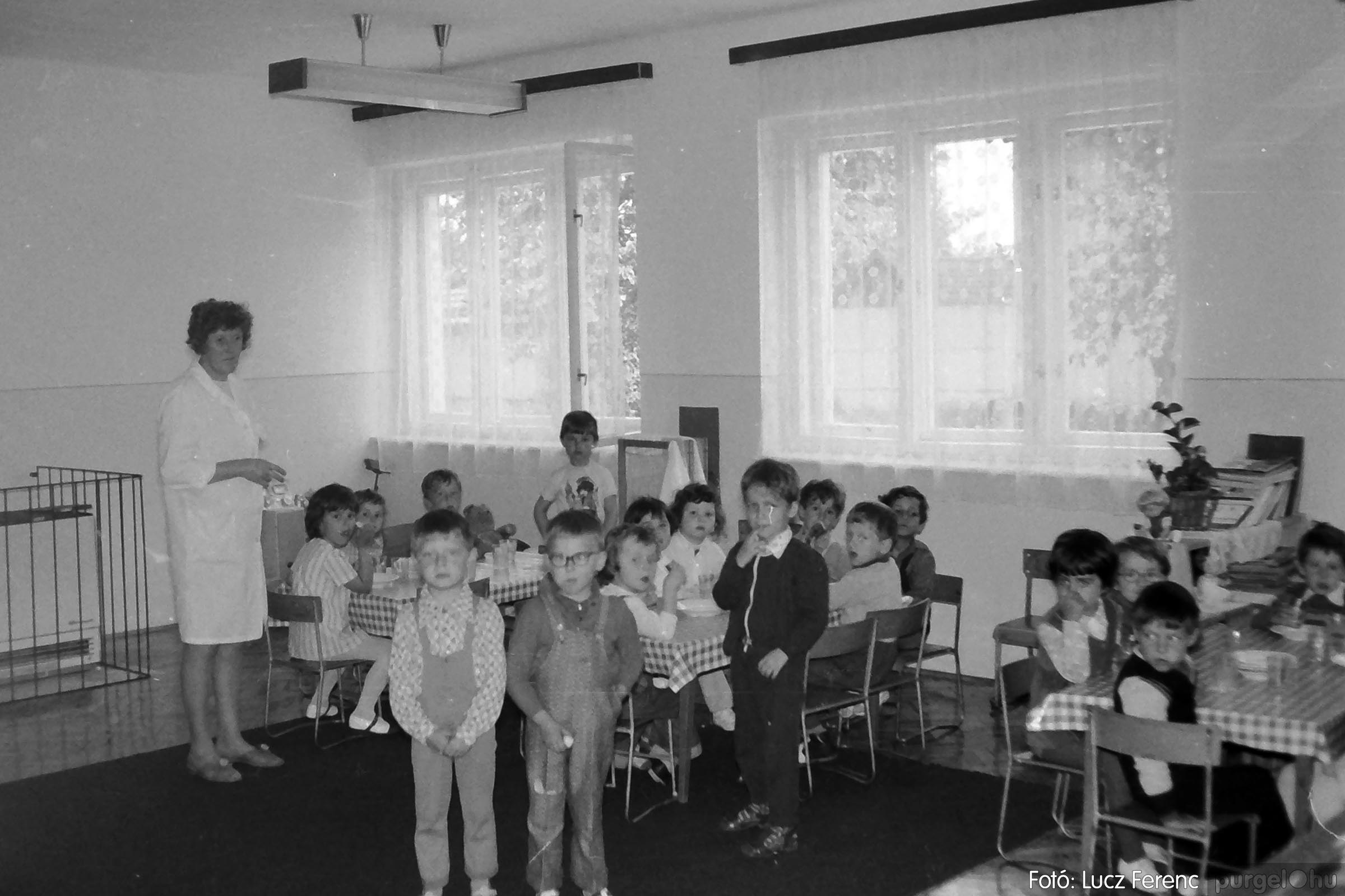 016 1975. Puskin TSZ kertészet szocialista brigád ajándéka az óvodának 002 - Fotó: Lucz Ferenc IMG00163q.jpg