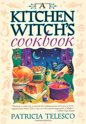 A Kitchen Witchs Cookbook -Patricia J. Telesco