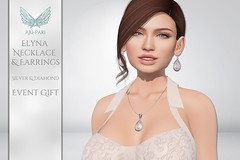[Ari-Pari] Elyna Necklace & Earrings