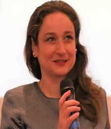 Photograph of Roya Ghafele