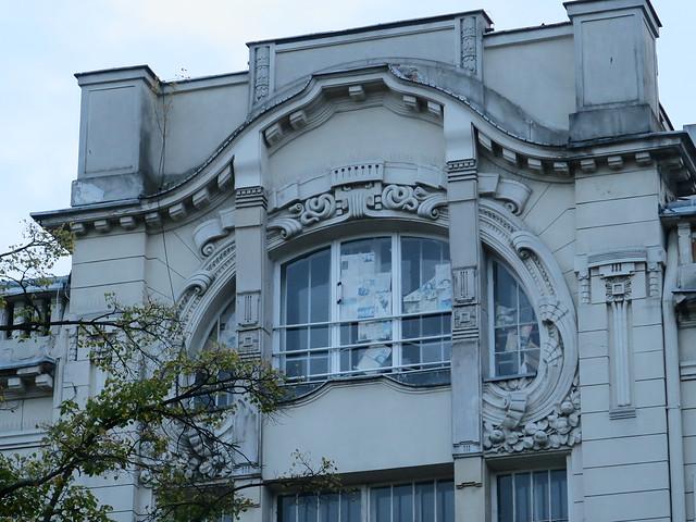 Immeuble Art Nouveau, Varsovie