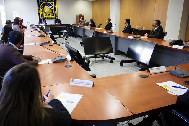 El Ayuntamiento y la UPO impulsan el primer foro metropolitano de Sevilla