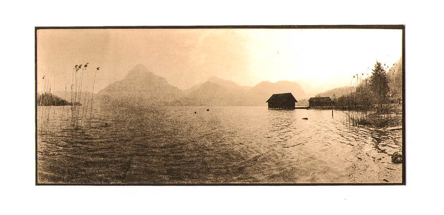 am Traunsee