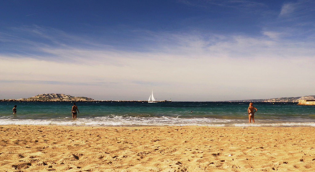 Late summer in Marseille