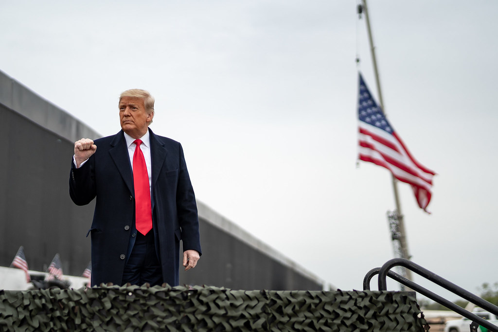 President Trump Travels to Texas