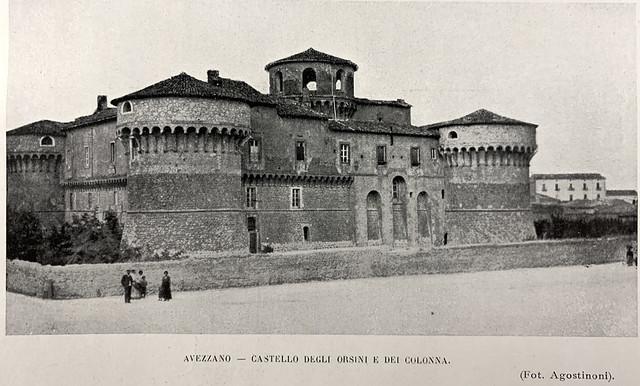 Castello Orsini e Colonna