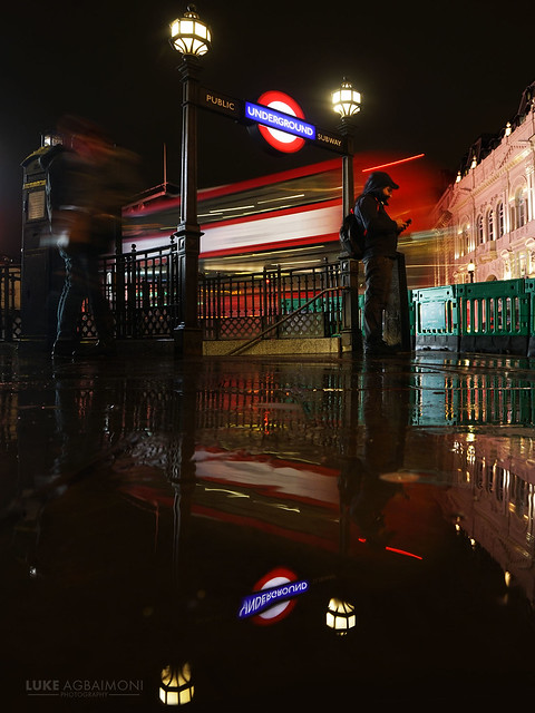 Reflect - Piccadilly Circus