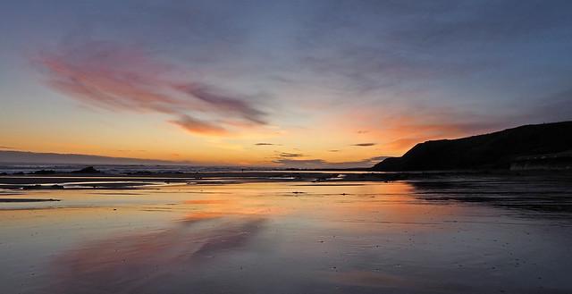 Colour on the Beach