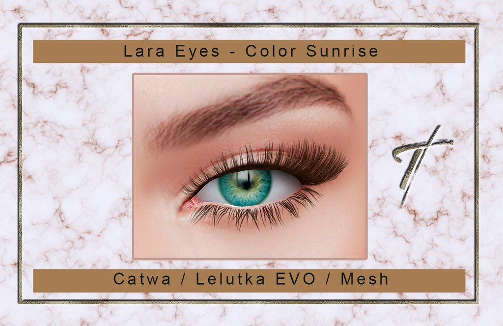Tville – Lara Eyes Sunrise