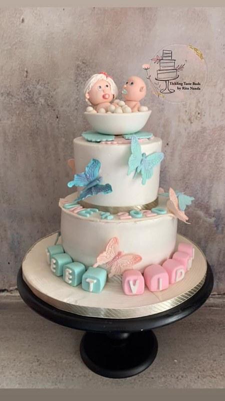 Cake from Tickling Taste Buds by Ritu Nanda
