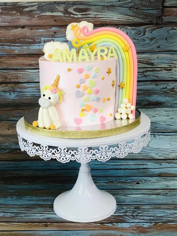Cake from Style Me Sweet by Radhika