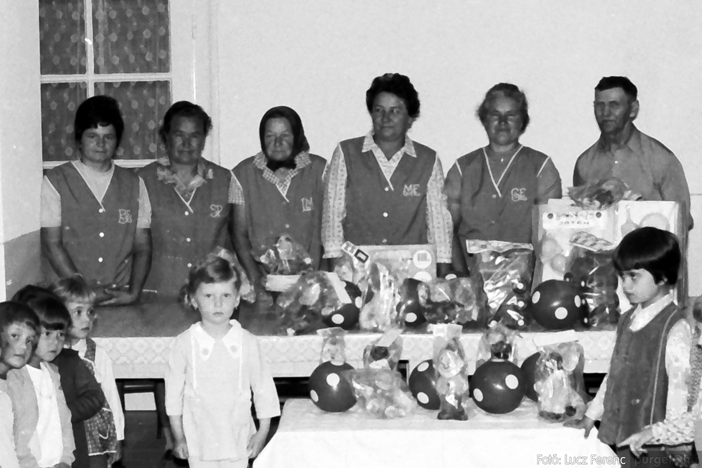 016 1975. Puskin TSZ kertészet szocialista brigád ajándéka az óvodának 005 - Fotó: Lucz Ferenc IMG00166q.jpg