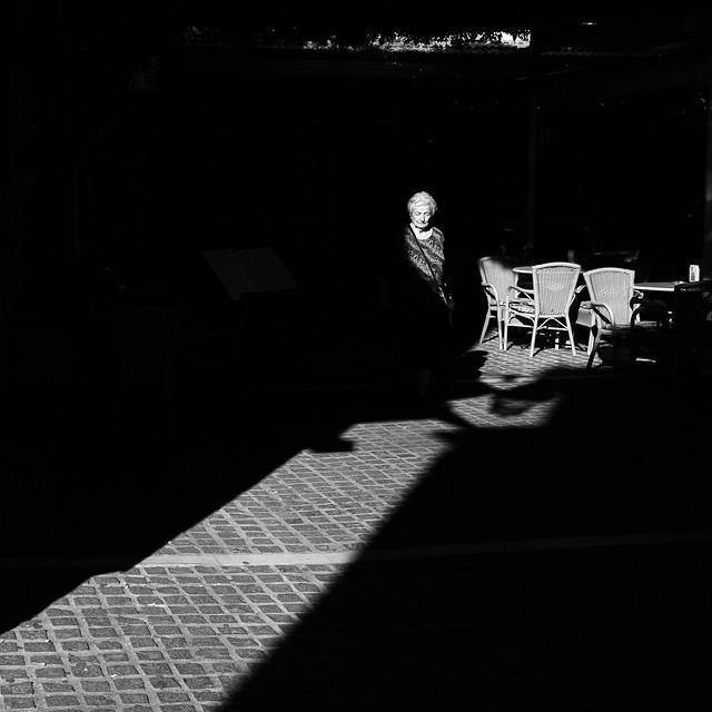 Rethymno Shadows