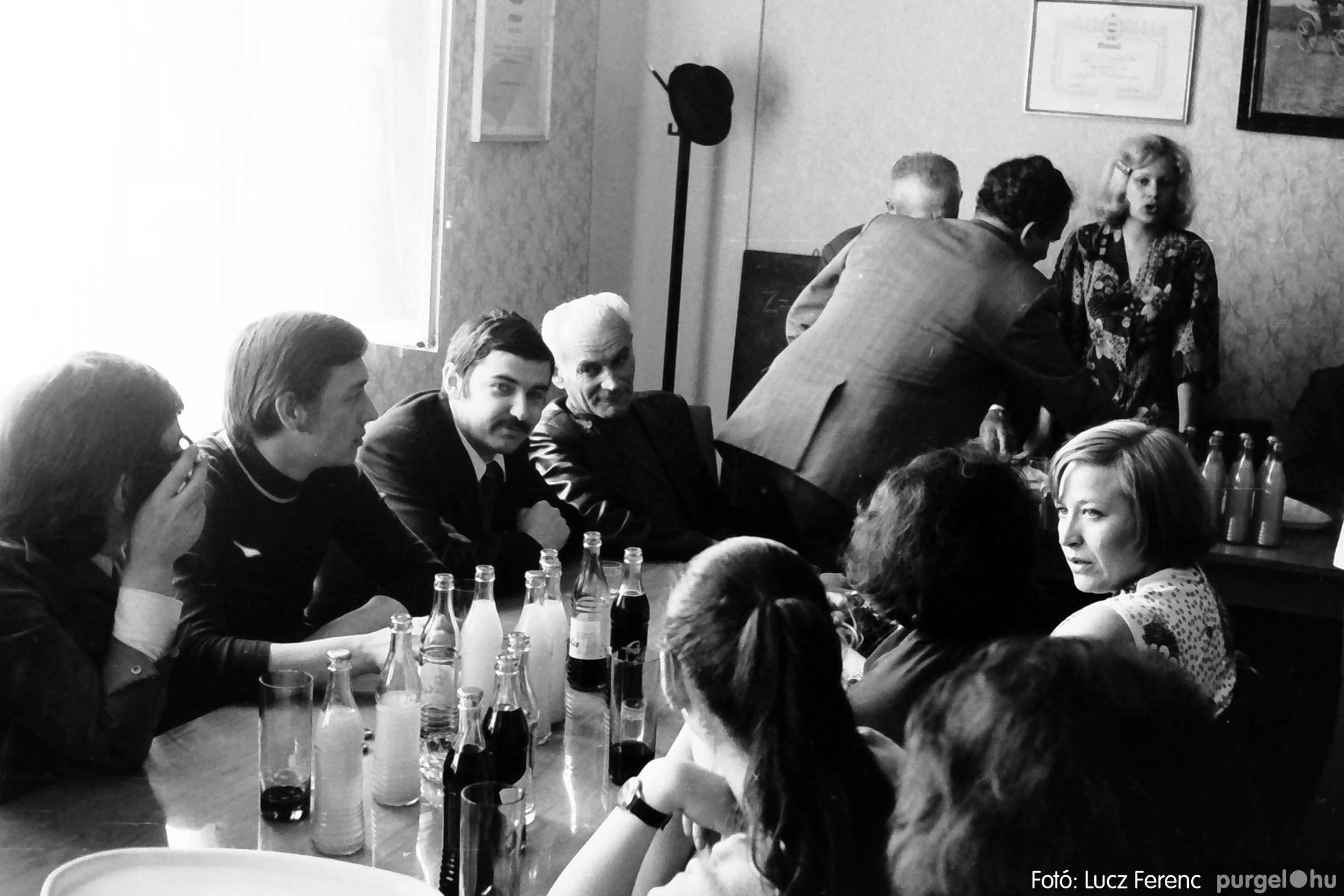 013 1975.04. A felszabadulási munkaverseny győztes üzeme 019 - Fotó: Lucz Ferenc IMG00126q.jpg