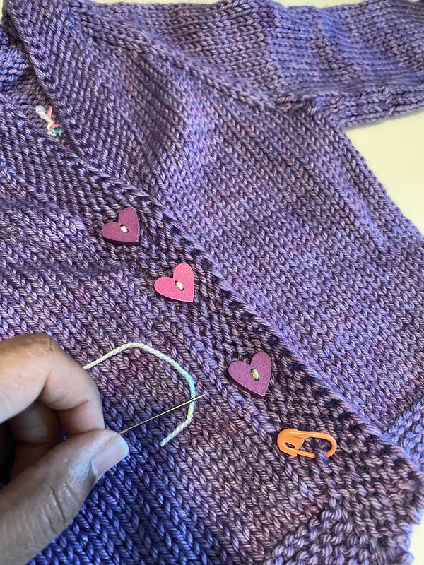 Serena's sweater set