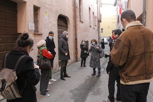 Lavanderia solidale a Cesena - Foto Sandra e Urbano (10)