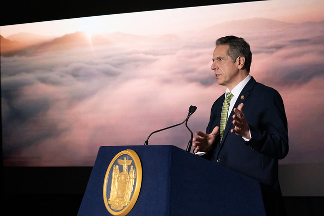 Day Three - Governor Cuomo Outlines 2021 Agenda: Reimagine | Rebuild | Renew