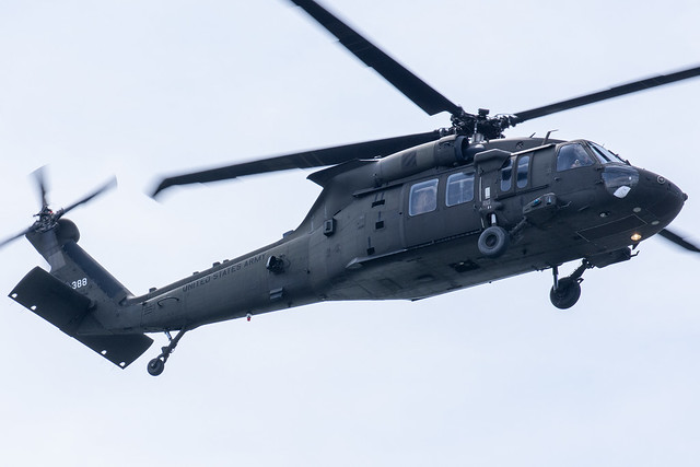 United States Army UH-60M 11-20388