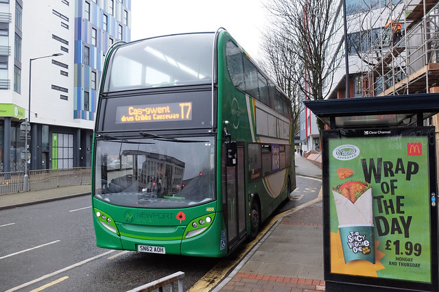 Newport Bus SN62 AOH, Bristol
