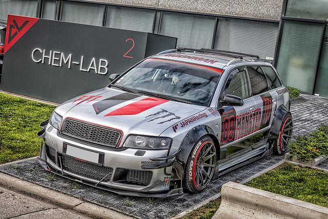Audi avant