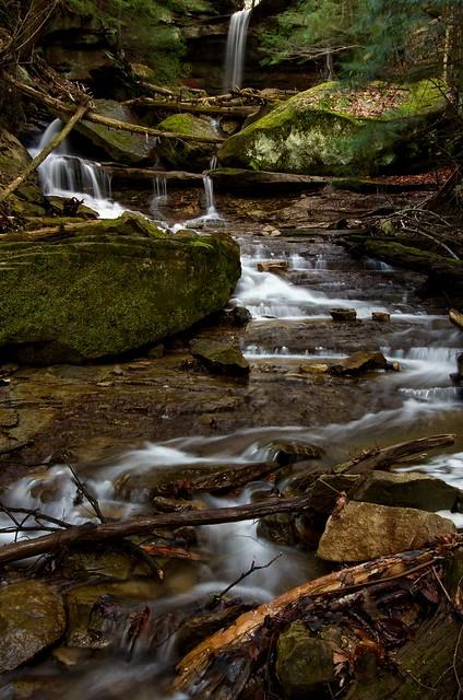 Kildoo Falls, McConnells Mills State Park, PA