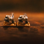 YTrucks - X5 Chrome Gold
