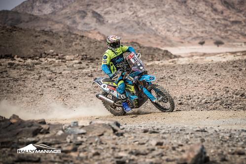Dakar 2021 - Stage 10