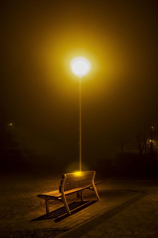 Enlightened Bench