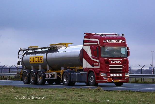 NL=Scania R450, G.S. van den IJssel