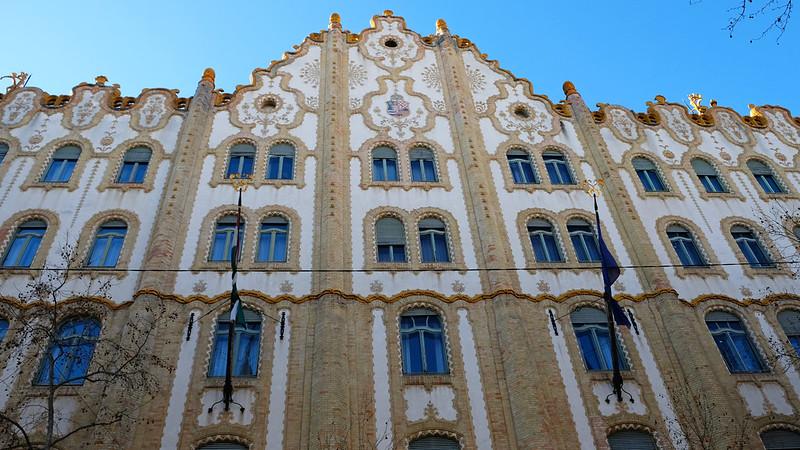Royal Postal Savings Bank, Budapest