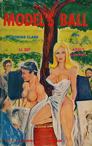 Late Late Books 207 - Dorine Clark - Model's Ball | by swallace99