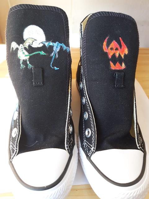 Zapatillas para Lidia