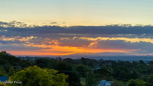 myview sunset nelson newzealand