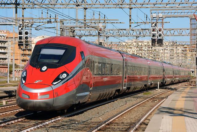 FS Trenitalia ETR400 15