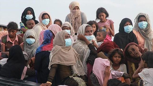 Covid refugiados y migrantes
