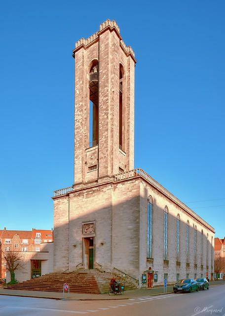 Skt. Lukas Kirche in Aarhus, Dänemark