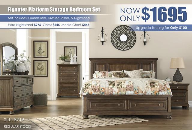 Flynnter Queen Storage Bedroom Set B719-31-36-46-78-76-99-92_2021