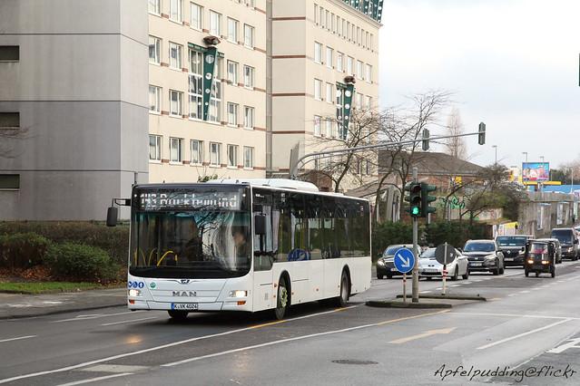 Bunte Buswelt - Köln