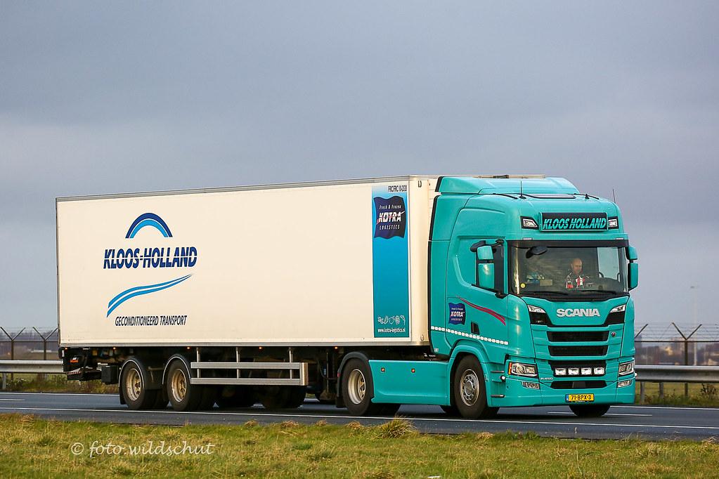 NL=Scania R450, Kloos-Holland (KOTRA Logistics)