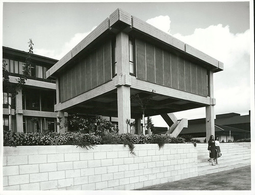 <p>Title:<br /> Wellington Province - Hutt Valley<br /> <br /> Publicity Caption:<br /> The new Upper Hutt City Council Chambers, Offices, Town Hall and Library. Upper Hutt<br /> <br /> Photographer:<br /> G. Hutchinson<br /> <br /> April 1971, Wellington Province <br /> <br /> Archives New Zealand Reference: AAQT 6539 W3537  111 /   A96460</p>
