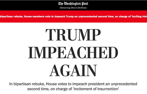 Impeached again
